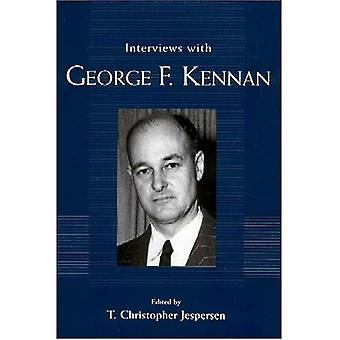 Interviews with George F. Kennan (Conversations with Public Intellectuals)