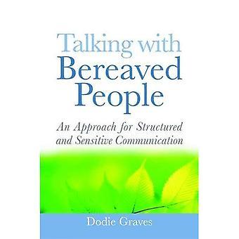 Im Gespräch mit Hinterbliebenen Menschen: ein Ansatz zur strukturierten und vertrauliche Kommunikation