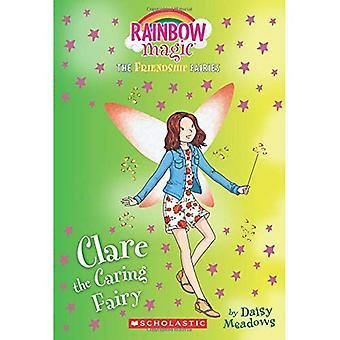 Clare the Caring Fairy (Friendship Fairies #4) (Rainbow Magic Fairies)