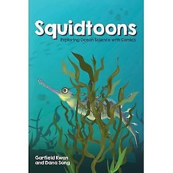 Squidtoons: Verkennen Ocean Science met strips