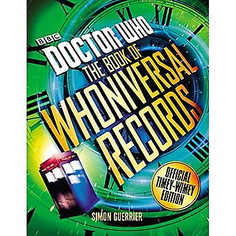 Doctor Who: Le médecin qui livre des Whoniversal Records