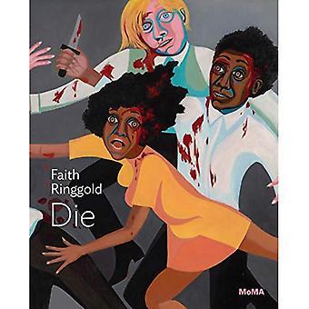 Faith Ringgold: American People Series #20: Die