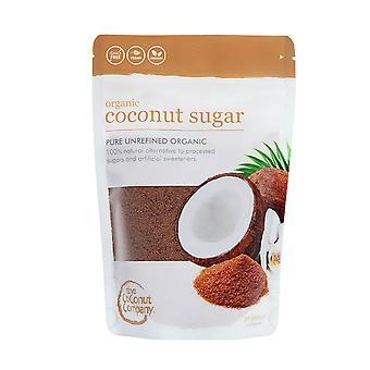 Lo zucchero di cocco puro e naturale organico azienda cocco 300 g