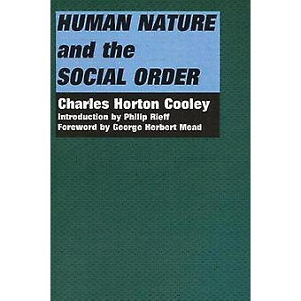 Human Nature  Social Order  Ppr by Cooley & Charles Horton