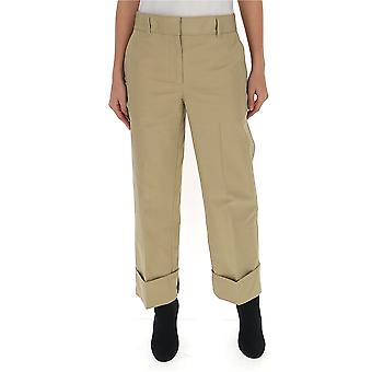 Prada Beige Cotton Pants