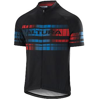 Altura Black-Red 2019 Team Short Sleeved Cycling Jersey