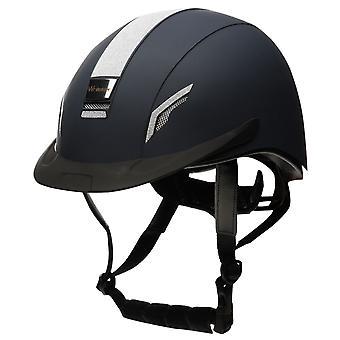 John Whitaker Unisex VX2 Competition Sparkle Helmet Riding Hat Lightweight
