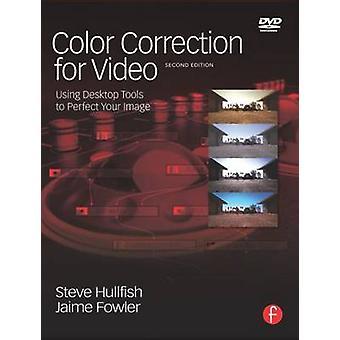 Fargekorrigering video - bruke Desktop verktøy å perfekte bildet