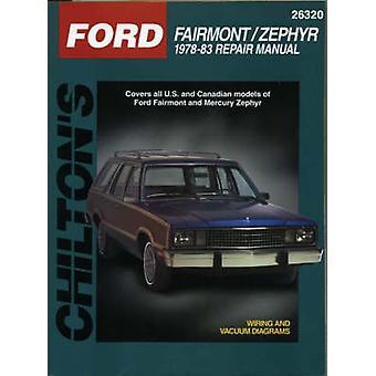 Ford FairmontZephyr 7883 by Haynes Publishing