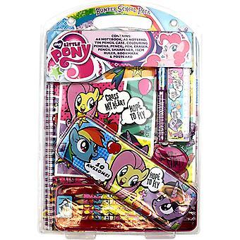 My Little Pony Comic Bumper School Pack