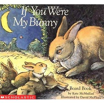 If You Were My Bunny Book