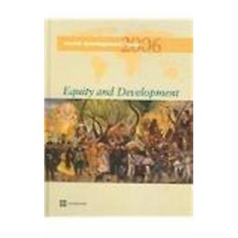 Världs utvecklings rapport eget kapital och utveckling-2006 av Världsbanken-