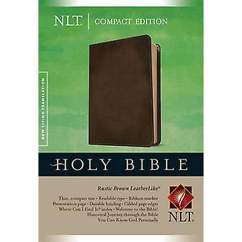 Compact Bible-NLT - 9781414397757 Book
