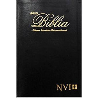 Spanish Slimline Bible-NVI by Zondervan - 9781563207594 Book