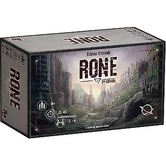 Rone 2nd Edition Card Game
