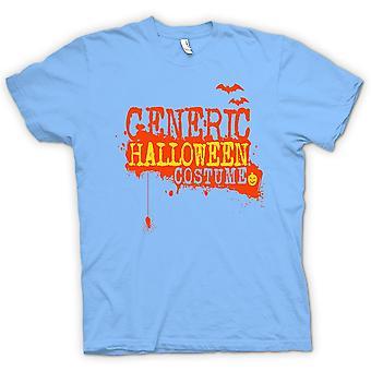 Kids T-shirt - Generic Halloween Costume - Funny