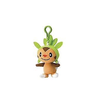 Pokemon Xy Plush Keychain - Chespin