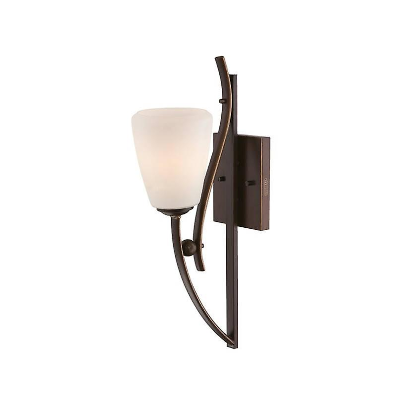 1 Light Wall Light Palladian Bronze