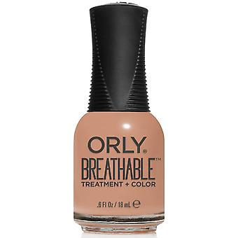 Orly BREATHABLE Treatment + Color - Manuka Me Crazy (20962) 18ml