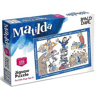 Paul Lamond Roald Dahl Matilda 250 Piece Jigsaw Puzzle