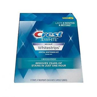 CREST 3D 1-uurs EXPRESS White luxe Whitestrips