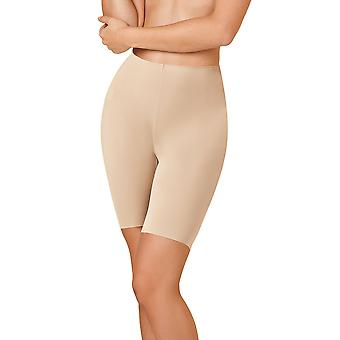 Lisca 22135-22 Women's Victoria Skin Beige High Waist Long Leg Brief