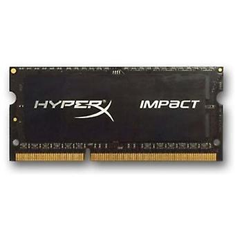 Kingston hyperx impact ram 8gb 1600 mhz type so-dimm technology ddr3l