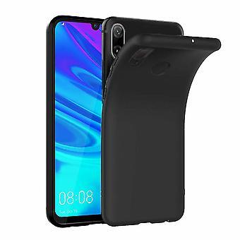 CoolSkin Slim voor Huawei P Smart 2019 Zwart