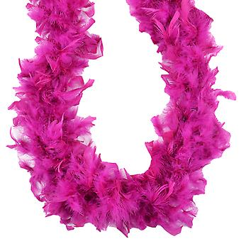 Turquie, Chandelle Feather Boa 2yd-framboise Sorbet MD408-90