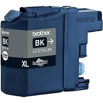 Brother Ink LC-127XLBK opprinnelige svart LC127XLBK