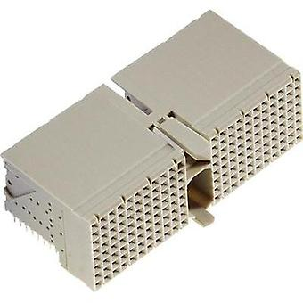 Edge connector (receptacle) hm 2.0 female Type D25 176P. class 2 Total number of pins 176 No. of rows 8 ept 1 pc(s)
