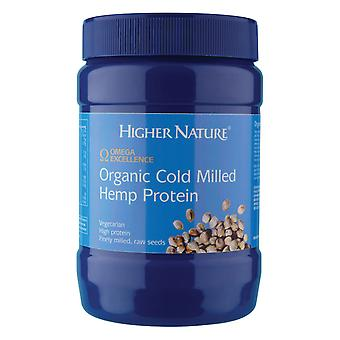 Higher Nature Organic Cold Milled Hemp Protein, 250g