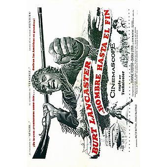 La locandina del film Kentuckian (11 x 17)