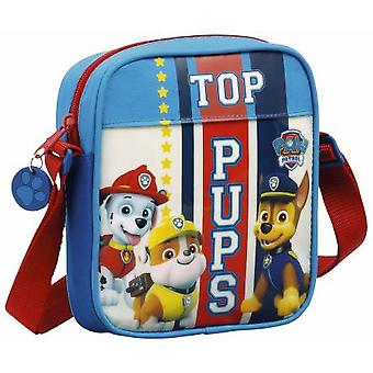 Safta Bolsito Bandolera Paw Patrol Top Pups (Toys , School Zone , Backpacks)