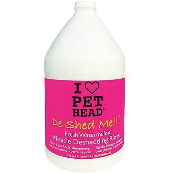 Pet Head Rinse De Shed Me 3.79 Ltr