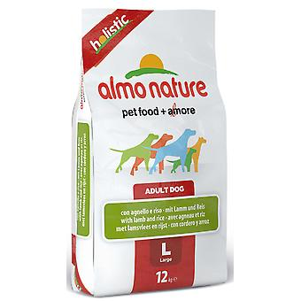 Almo Nature Holistic Dog Large Lamb & Rice 12kg