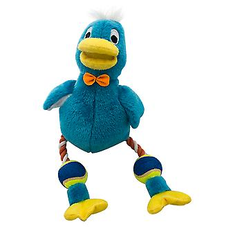 Petlove Duck ben bolde blå (pakke med 3)