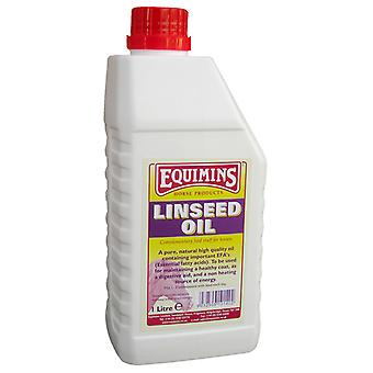 Equimins Linseed Oil 1ltr