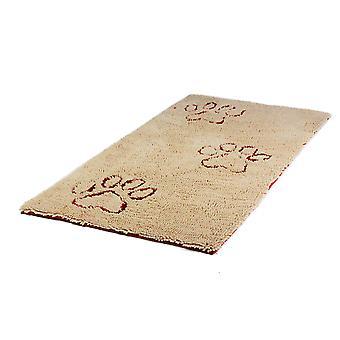 Dirty Dog Doormat Runner Khaki 152x76cm
