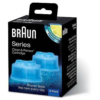 Braun Cartridge Refill Ccr 2 (Hygiene and health , Shaving , Accessories)