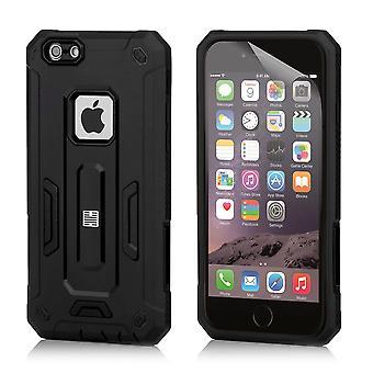 32 caso duro Defender para Apple iPhone 6 Plus / 6S Plus - negro