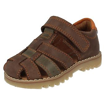 Infant Boys Startrite Closed Toe Sandals Climb