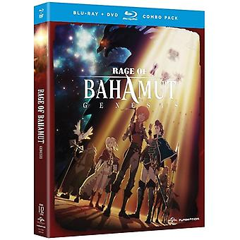 Rage of Bahamut: Genesis - import USA sezon 1 [Blu-ray]