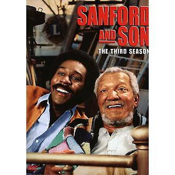 Sanford & Son: Season 3 [DVD] USA import