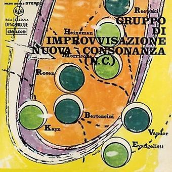 Forskellige kunstner - Gruppo Di Improvvisazione Nuova Consonanza [Vinyl] USA importerer