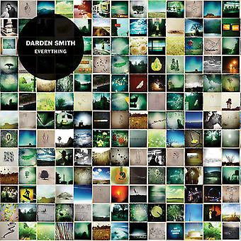 Darden Smith - allt [Vinyl] USA import