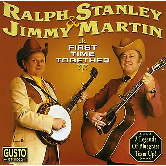 Stanley/Martin - First Time Together [CD] USA import