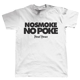 Ingen røg uden sækken, Herre Diesel Power T Shirt