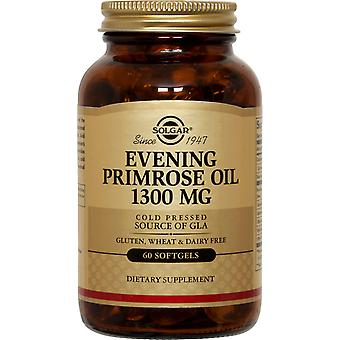 Solgar Evening Primrose Oil 1300 mg Softgels 60ct