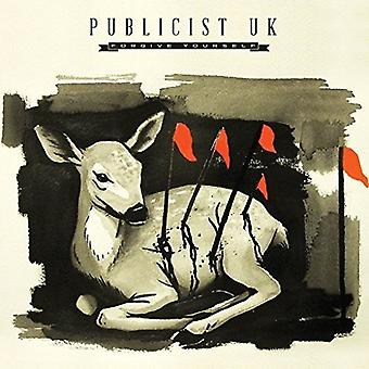 Publicist Uk - Forgive Yourself [Vinyl] USA import